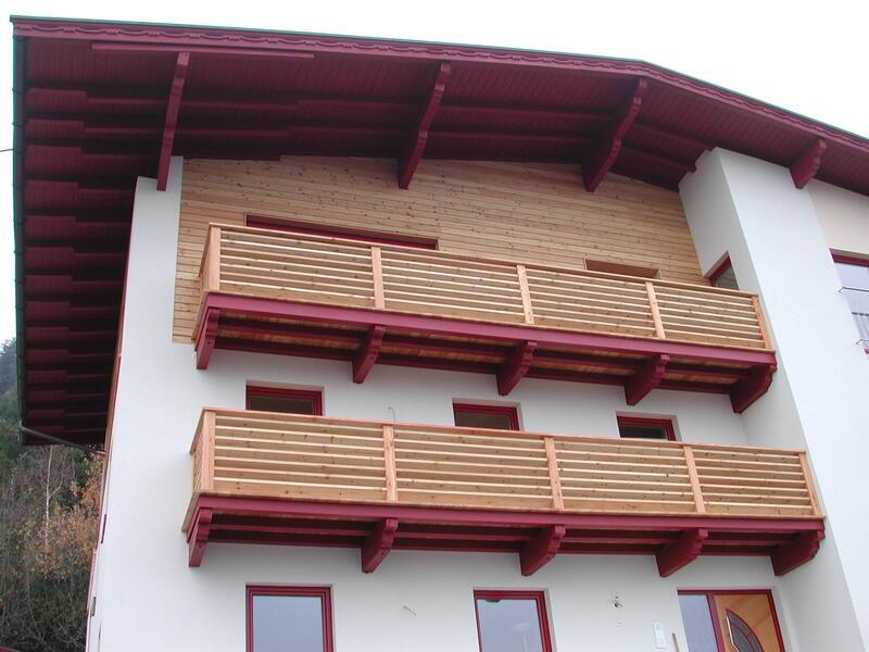 Holz Balkone Produkte Home Freisinger Holzbau