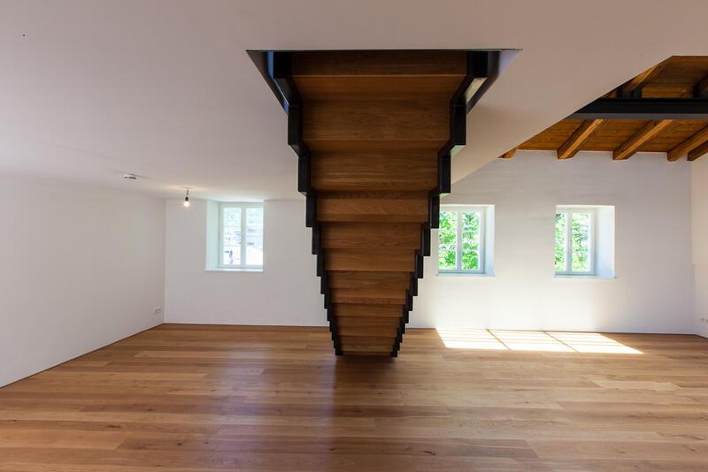 treppen produkte home freisinger holzbau. Black Bedroom Furniture Sets. Home Design Ideas